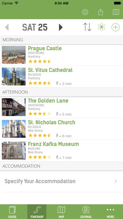 Prague Travel Guide (with Offline Maps) - mTrip screenshot-1