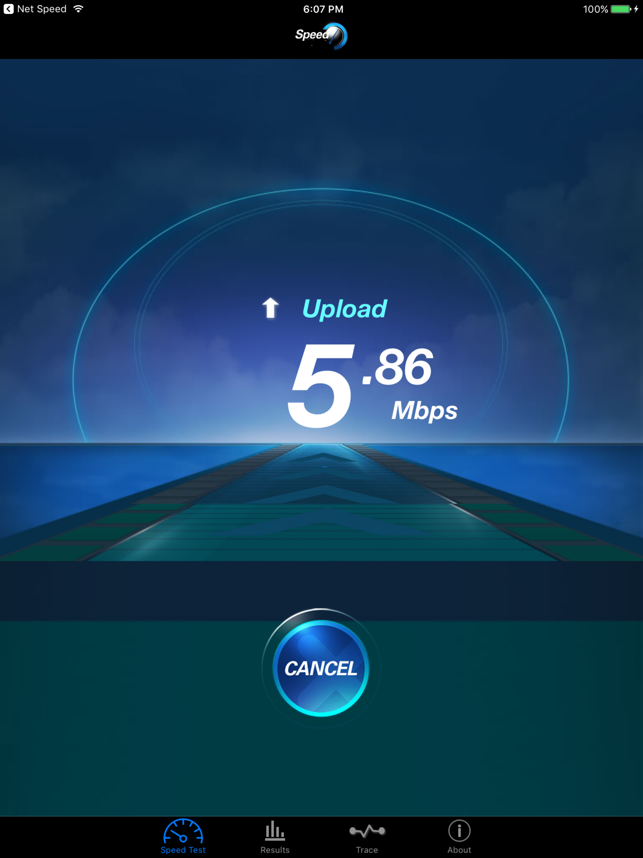 Internet Speed - Mobile Screenshot