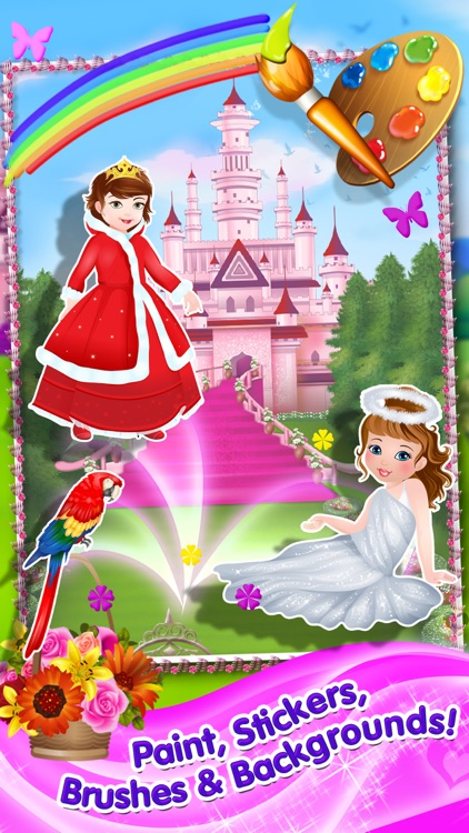 Tiny Princess Thumbelina screenshot-4