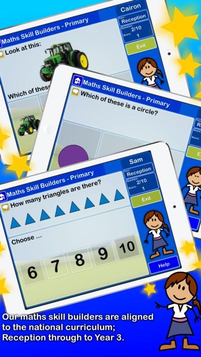 Maths Skill Builders - Lite UK