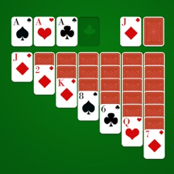Solitaire+ Classic pyramid & tripeaks card game 4+