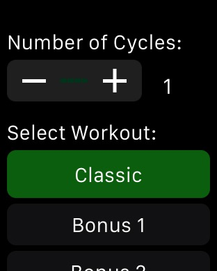 Screenshot #6 for 7 Minute Workout Challenge (Ad Supported)