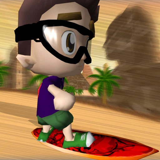 Kids Sand Surfer - 3D Kids Sand Surfer For Kids
