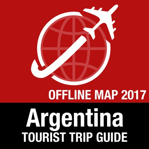 Argentina Tourist Guide + Offline Map
