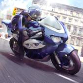 Super Motor Bike Racing . Fast Moto Simulator