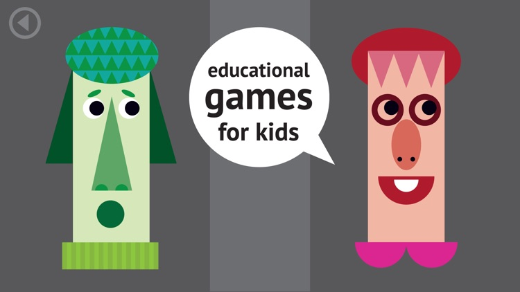 Learning toddlers Kids Games - Faces