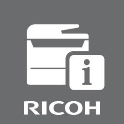 RICOH SP 300 series Smart Organization Monitor
