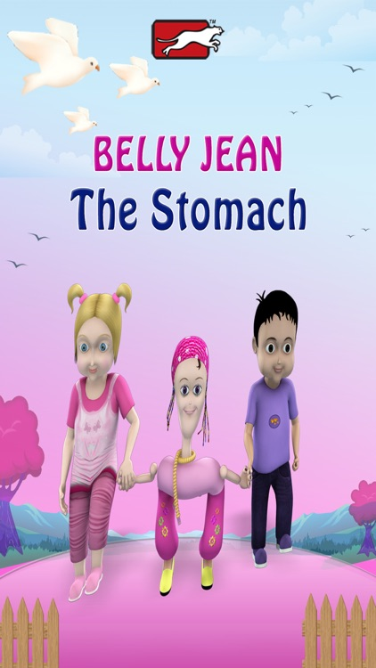 Belly Jean - The Stomach