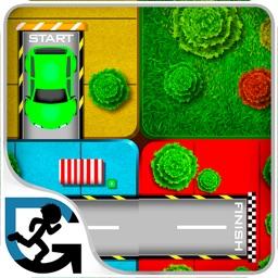 Road Maze Puzzle