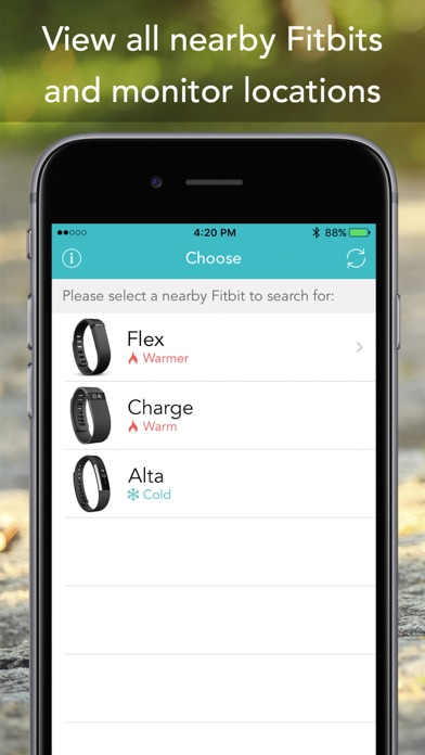 Find My Fitbit - Fitbit Finder For Lost Fitbitsのおすすめ画像2