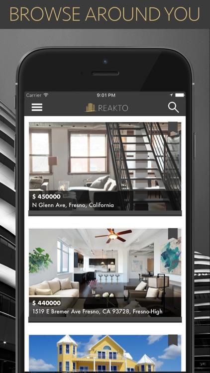 REAKTO - The Real Estate Broker Platform