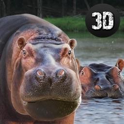 Hippo Wild Life Quest Simulator