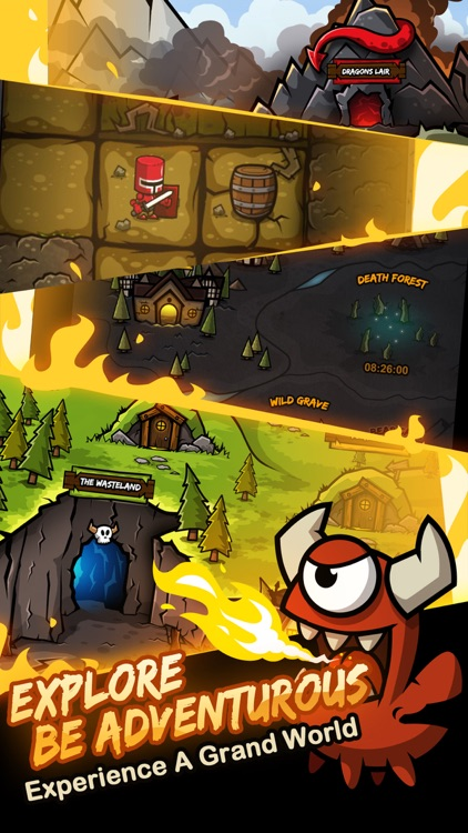 Clash of Dungeon screenshot-0