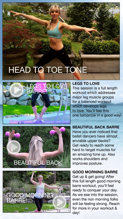 FITTBE Barre & Pilates Fitness screenshot-4
