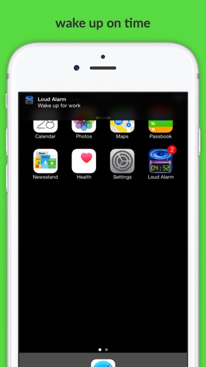 Loud Alarm Clock Best and Loudest Alarms 2 Wake Up on the App Store