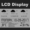 LCD Weather Display - Pocketkai