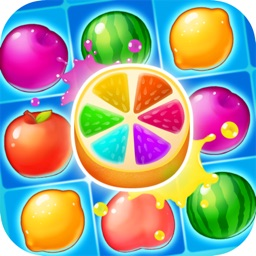 Amazing Fruits Pong Pong