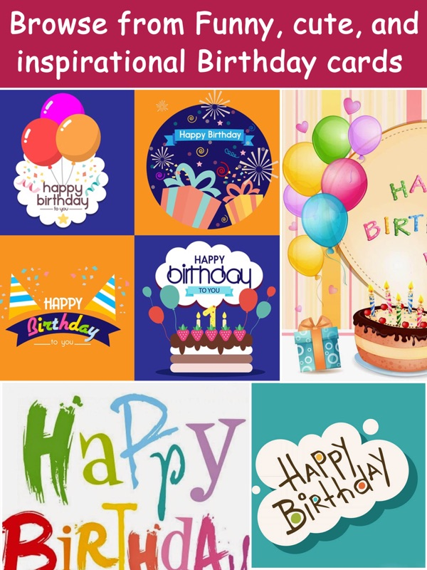 Birthdays Are Never Complete Until Youve Sent Happy Birthday Wishes So Go Ahead And Wish Everyone A Very With Our Special Cards
