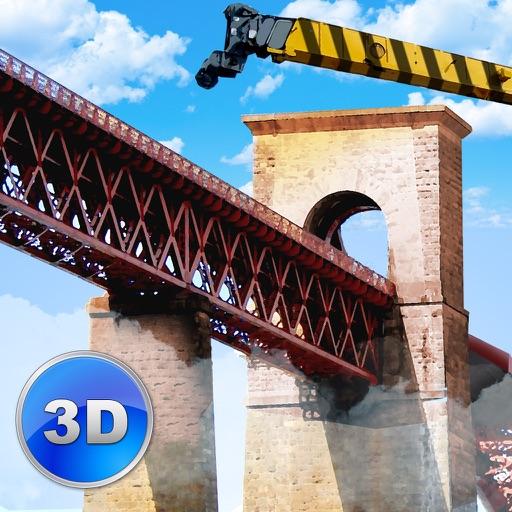 Bridge Crane Simulator 3D iOS App
