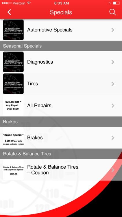 Maddison Automotive screenshot-4