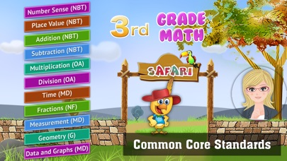 Grade 3 math fractions measurement ccss learning by logtera inc grade 3 math fractions measurement ccss learning fandeluxe Images