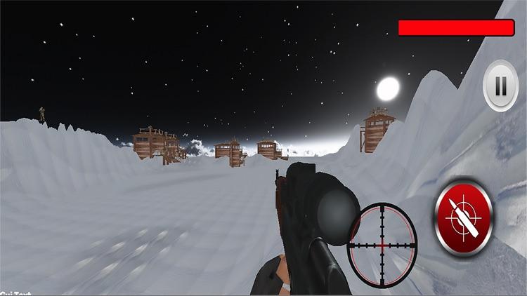 Sharp Shooter Sniper Killer 3D 2017 screenshot-4