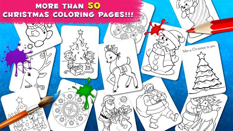 ColoringBook Christmas Holiday