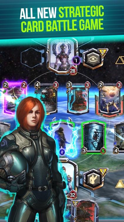 Star Crusade™ CCG screenshot-0