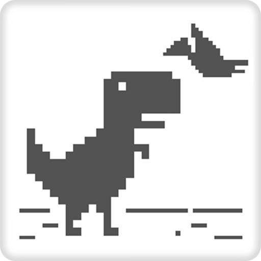 Dino t-rex Runner 2 iOS App