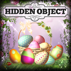 Hidden Object - Easter Egg Hunt