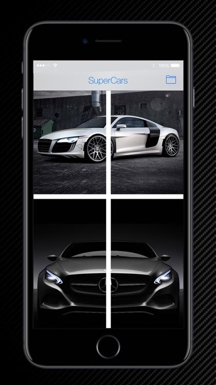 SuperCars - HD Wallpapers & Lock Screens