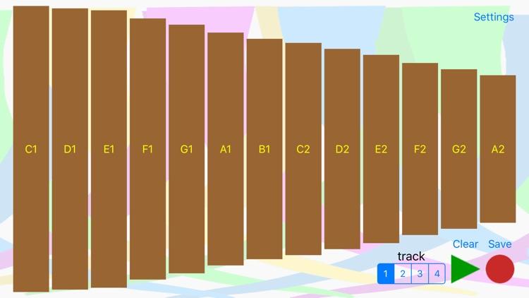 Xylophone Orff screenshot-4
