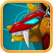 铠甲机器人之怪兽装甲神勇士