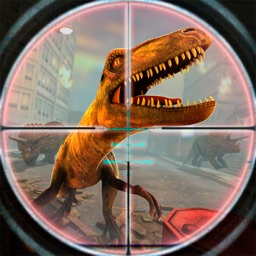 Dino Shooter: The Jurassic Hunter