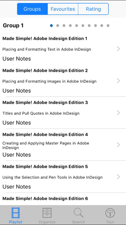 Made Simple Guides For Adobe Indesign