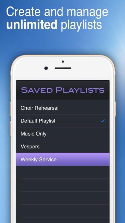 Media Playlist Manager Lite screenshot-3