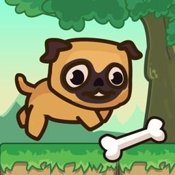 Mr Puppy Dash: Super Jump