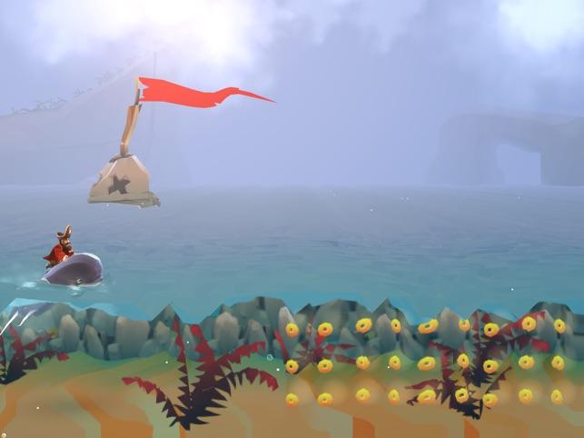 Run-A-Whale Screenshot