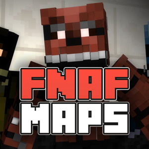 FNAF Maps for Minecraft PE Reference app