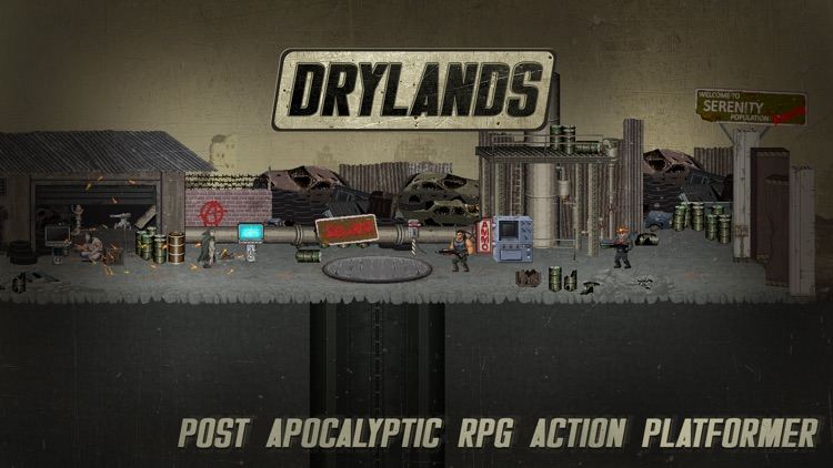 Drylands screenshot-0