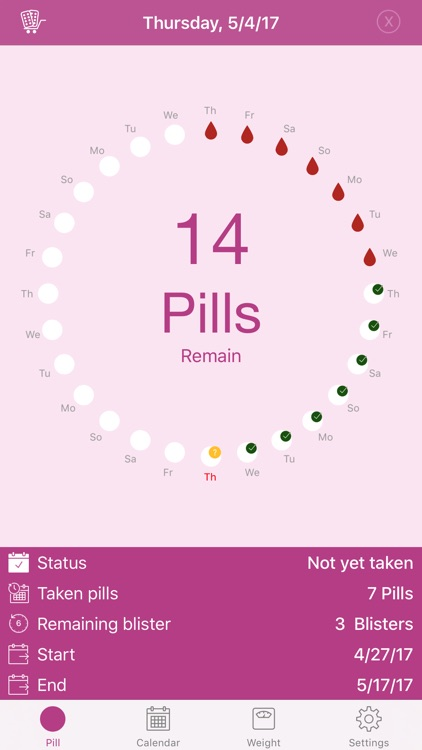 BC Pill Reminder - Birth Control Pill