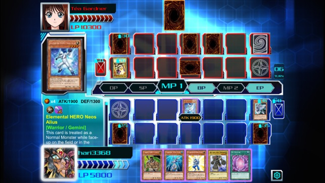 Yu-Gi-Oh! Duel Generation on the App Store
