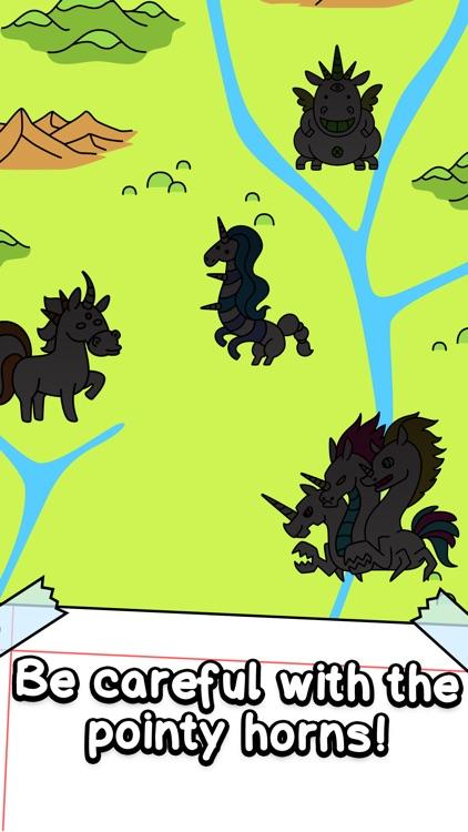 Unicorn Evolution | Mythical Creature Clicker Game