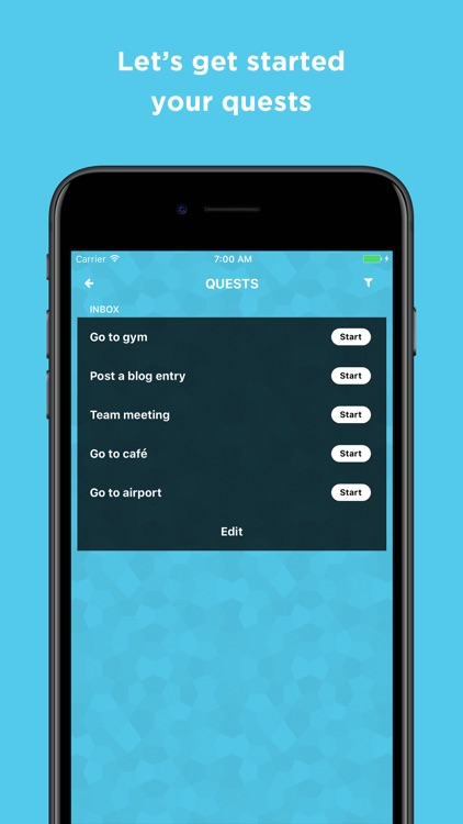 Wonderland — Gamified Simple To-do List