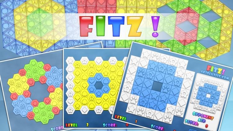 Fitz: Match 3 Puzzle Game