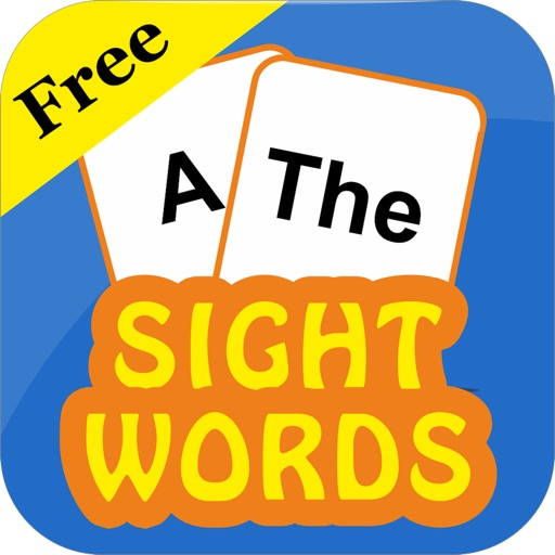 Sight Words Flash Cards - Play with flash cards iOS App