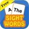 Sight Words Flash Cards is designed to develop pre-reading skills such as recognizing common words by sight and sound