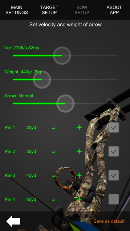 Bow Hunt Simulator screenshot-1