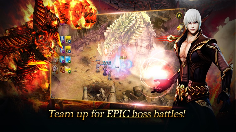Arcane Online - Best 2D MMORPG screenshot-2