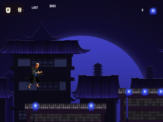 A Samurai Run and Jump screenshot 6